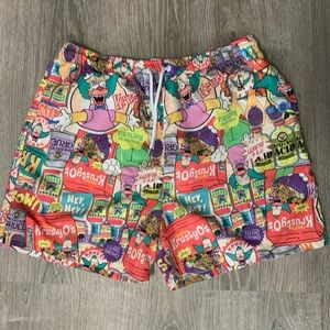 The Simpsons Bathing Suit